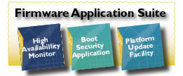 Firmware Application Suite