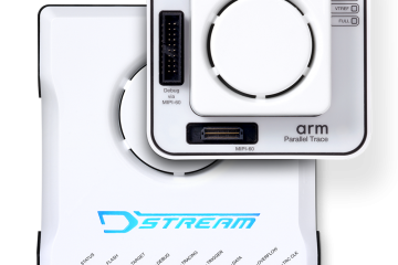 émulateurs arm Dstream-PT