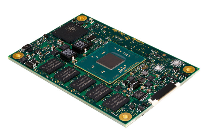 Module TQMxE38M Processeur Apollo Lake