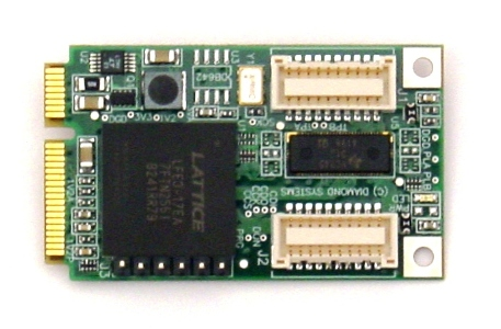 Carte Mini-PCI express