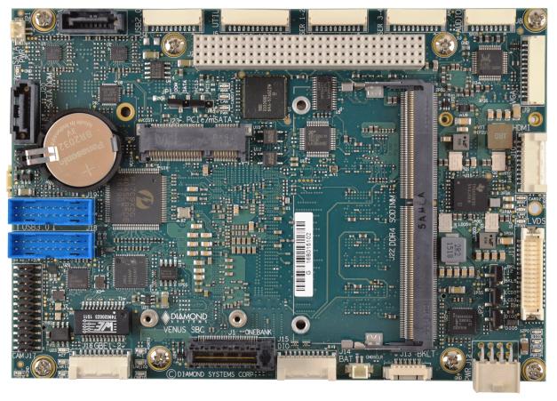 une des cartes CPU compactes typiques