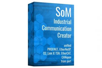Outil de développement Ethernet Industriel unifié
